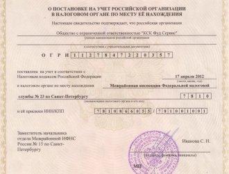 ИНН КПП КСК ФС