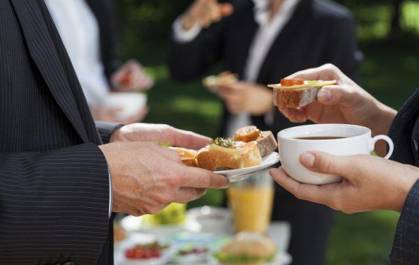 Организация питания на мероприятиях